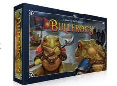Bullfrogs (1st Edition)