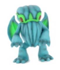 Cthulhu Plastic Figure