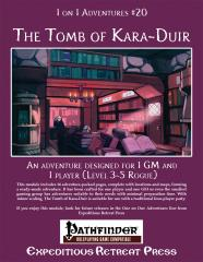 Tomb of Kara-Duir, The