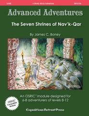 Seven Shrines of Nav'k-Qar, The