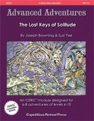 Lost Keys of Solitude, The