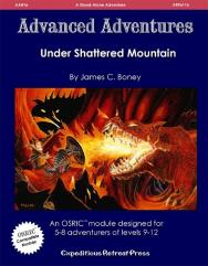 Under Shattered Mountain