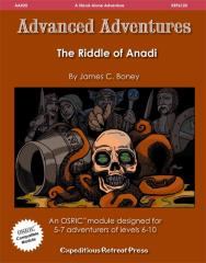 Riddle of Anadi, The
