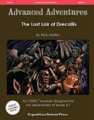 Lost Lair of Drecallis, The