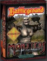 Monsters and Mercenaries Starter Deck