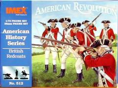 British Redcoats