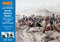 Charge of the Last Brigade, The - Crimean War 1854-56