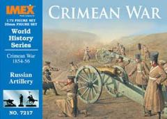 Russian Artillery - Crimean War 1854-56