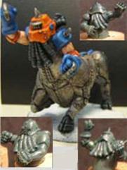 Dwarven Centaur #1