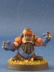 Dwarf #1 - Flattop