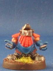 Dwarf #4 - Knuckles