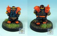 Dwarf #7 - Brick