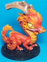 Chibi Chinese Dragon