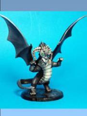 Chibi Dragon - Dubh