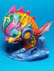 Chibi Dragon - Carp