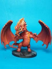 Chibi Dragon - Tiene