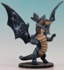 Chibi Dragon - Gorm