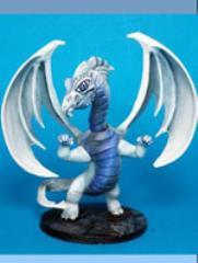 Chibi Dragon - Fiona