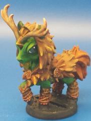 Chibi Druid Pony