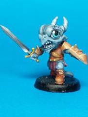 Chibi Fafnir Warrior