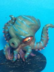 Chibi Giant Octopus