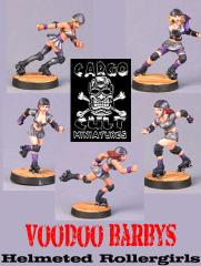 Voodoo Barbys Team