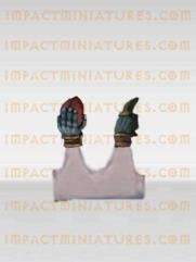 Anubis Hand Sprue