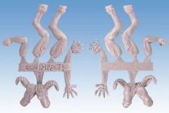 Beastman Mutation Sprue