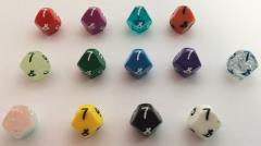 D7 - Complete Set of all 13 Colors! (2018 Edition)