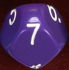 d7 Purple w/White