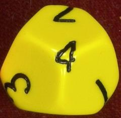 D7 Yellow w/Black