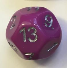 D13 Light Purple w/Silver