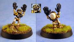 Skeleton Catcher