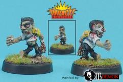 Maggots Zombie