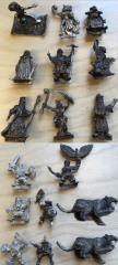 Earthdawn Dwarves & Mages Set