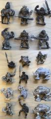 Earthdawn Orc Cavalry & Big Uns