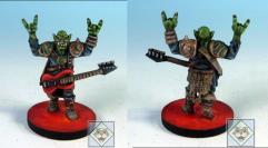Band of Orcs, A - Guitarist Gronk!