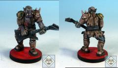Band of Orcs, A - Guitarist Hulg