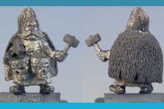 Dwarf Drummer #2