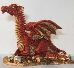 Angamrindax Dragon of Flame