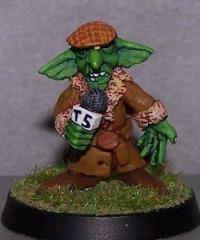 Motty the Goblin Commentator