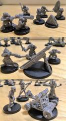 Fantasy Artillery Sets (Heartbreaker)