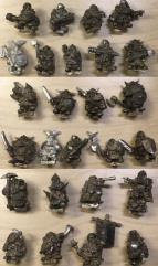 Kev Adams Dwarf Army (Heartbreaker)