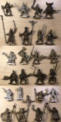 Phil Lewis Knights & Mages Army (Heartbreaker)