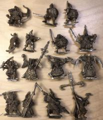 Tim Prow Dark Elf Army (Heartbreaker)