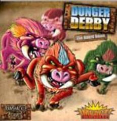 Dunger Derby - The Board Game