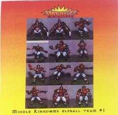 Middle Kingdoms Elfball Team #1