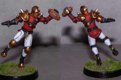 Striker #3 - Diomedes