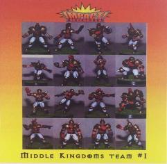 Middle Kingdoms Team #1