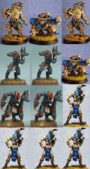 Pharaohs of Vihktora Elfball Team